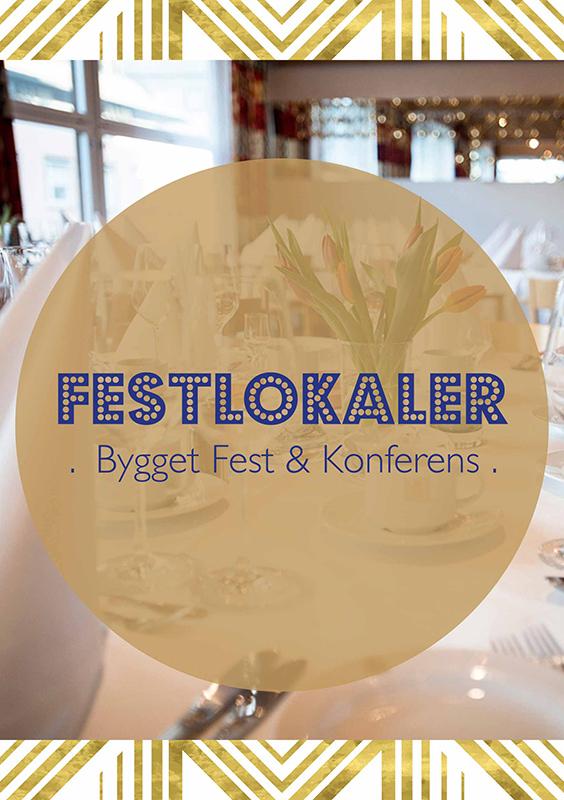 Festlokaler Bygget fest & konferens