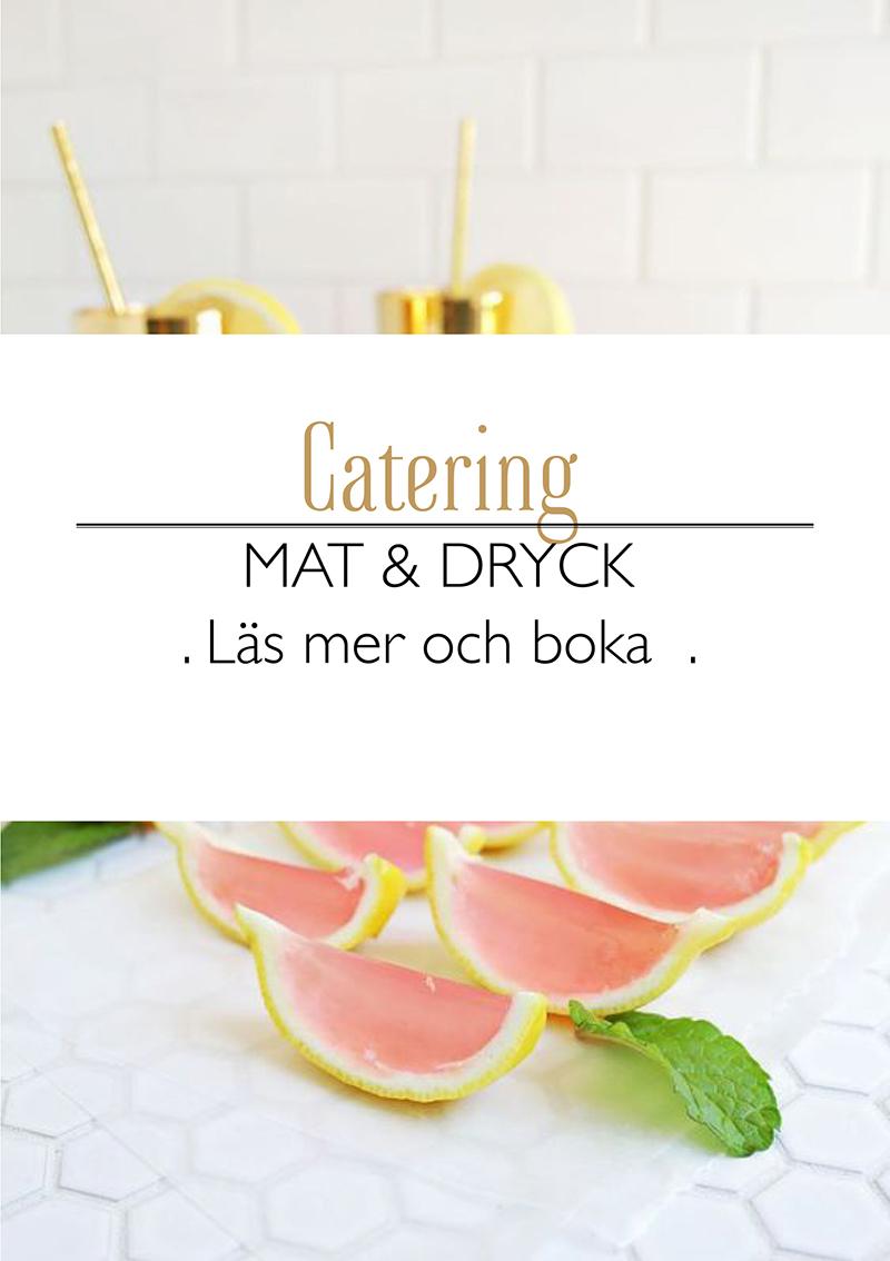 Catering Mat &T Dryck Läs mer och boka